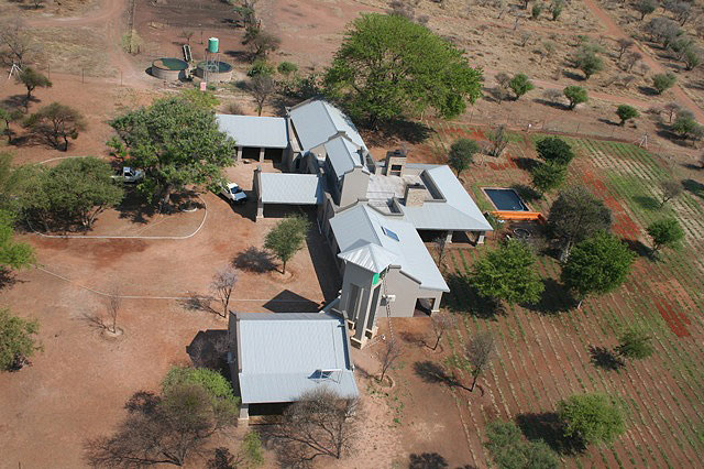 Boesmanskraal Safaris - new lodge